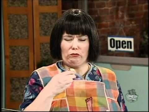 MADtv Miss Swan Candy Store - YouTube