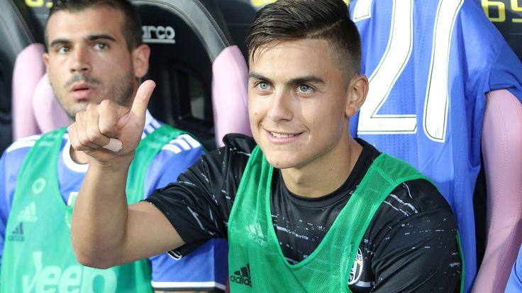 Palermo-Juventus #Dybala