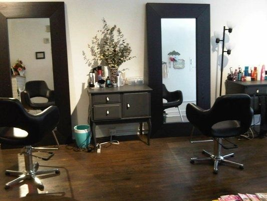 small boutique hair salon