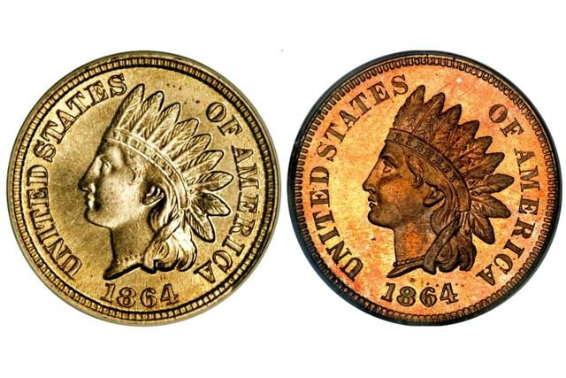 Indian Head pennies produced from 1859 to 1909 have some valuable key dates and interesting varieties. Learn how to identify if your Indian Head cent is a valuable date or treasured variety. Detailed photos illustrate each type.