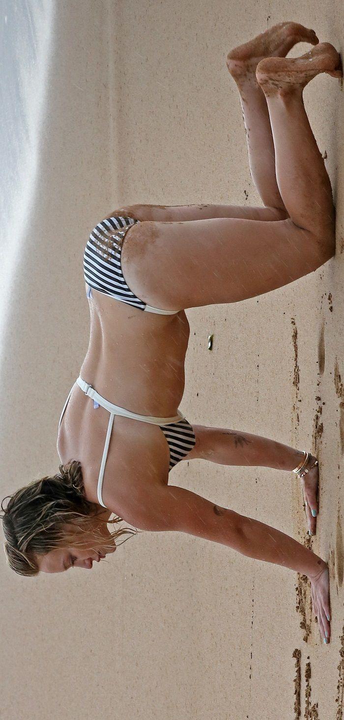 bikini pictures swank Hilary