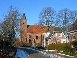 De Augustinuskerk (Fries: Augustinitsjerke) is een kerkgebouw in Augustinusga in de Nederlandse provincie Friesland.