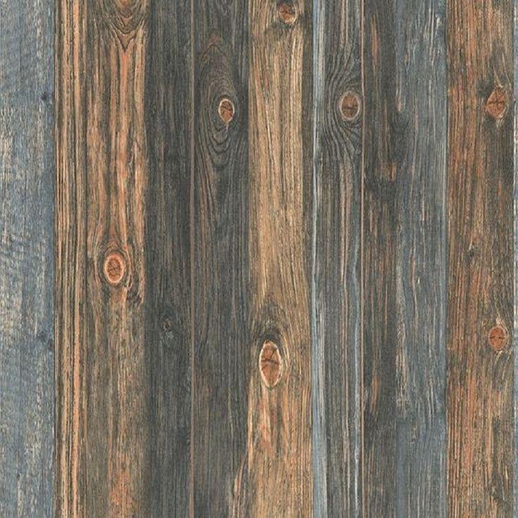 Die 10 Besten Farben Für Den Flur  CnNzLTAtQmlKbWRX: Die Besten 25+ Tapete Holzoptik Ideen Auf Pinterest