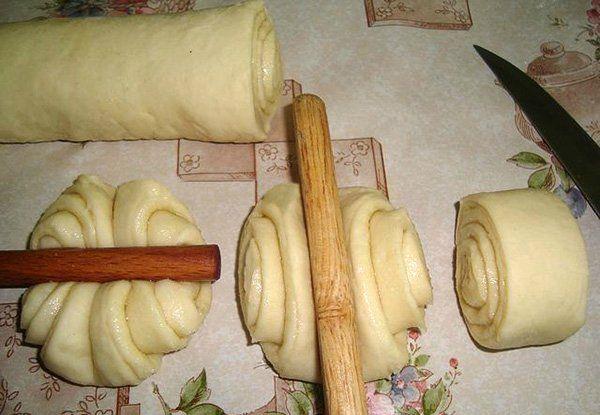 Оформление пирогов и булок по методу Valentina Zurkan + 2 рецепта теста