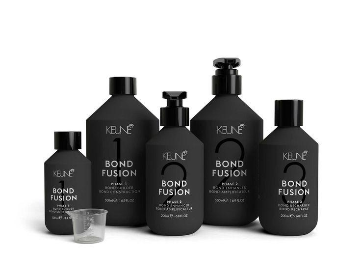 Keune Bond Fusion Group.
