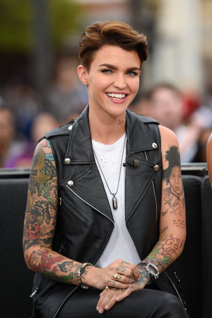 Ruby Rose Jokes About Being Compared To Justin Bieber On