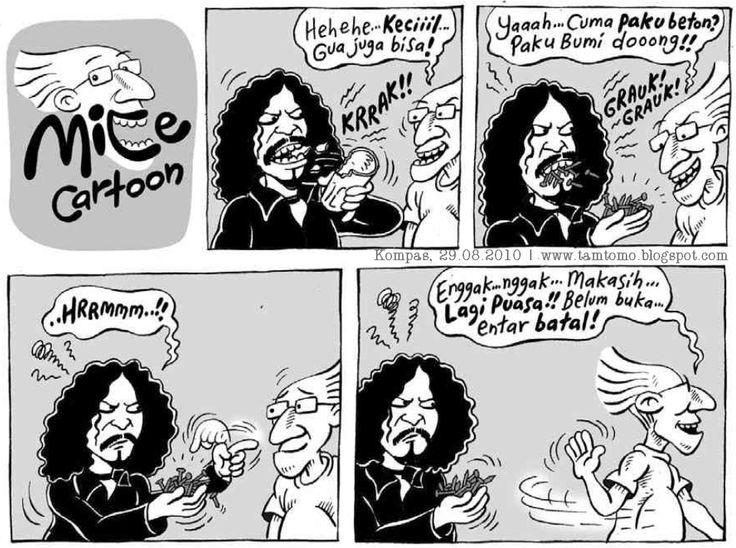 Micee Cartoon, Kompas Minggu - 29 Agustus 2010: Edisi Ke 8 - Limbad