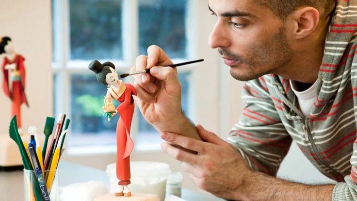 Carlos Lischetti Sugar Art Reel