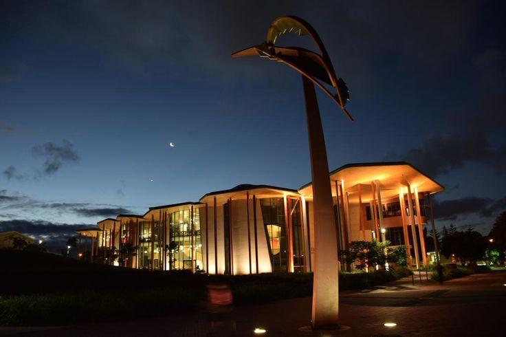 Abedian School of Architecture, Bond University, Gold Coast, Australia