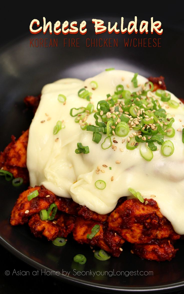 Hi guys!  Before introduce the recipe, I must warn you guys first. The recipe I'm sharing right now on this post, Cheese Buldak- Korean Fire Chicken with Cheese is not a joke. Please, DO NOT attempt to try this recipe, if you are not used to eating REAL Korean/Thai/Vietnamese level of hot spicy food. It...Read More »