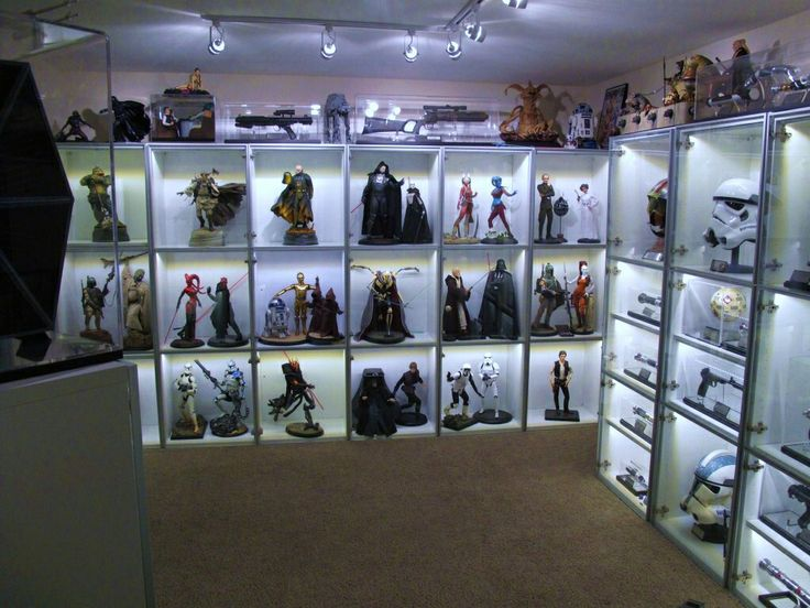 Man Cave Storage Wars Facebook : Best images about display cabinets collections on