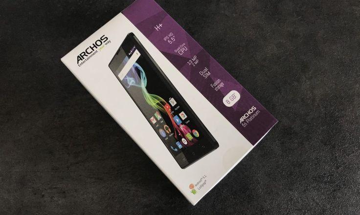 Wakacyjny konkurs! Wygraj smartfona Archos 55 Platinum!