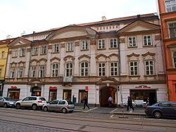 Harrachovský palác / Palliardi