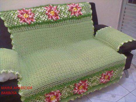 Capa de sofá!... ...... Amei!.... (9191)