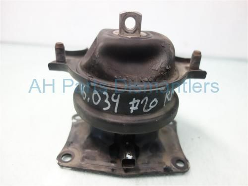 Used 2010 Honda Pilot REAR ENGINE MOUNT  50810-SZA-A02 50810SZAA02. Purchase from http://ahparts.com/buy-used/2010-Honda-Pilot-Engine-Motor-REAR-ENGINE-MOUNT-50810-SZA-A02-50810SZAA02/106899-1?utm_source=pinterest
