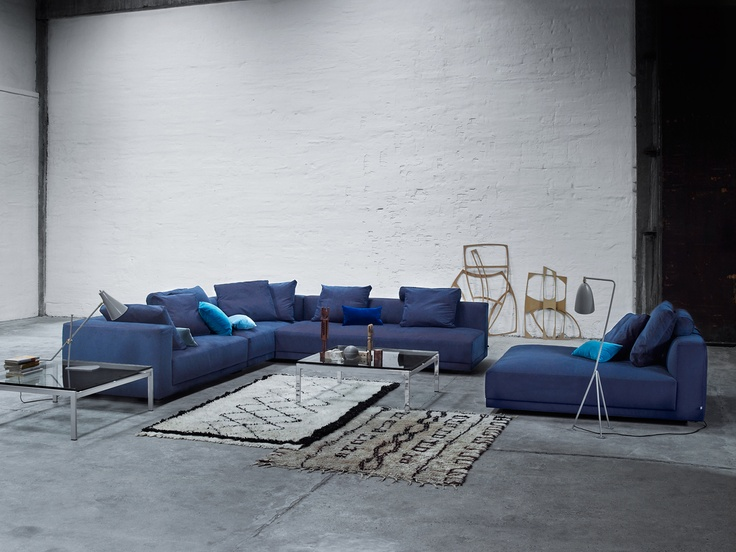 rig av jens juul eilersen modul sofa jeans i love you pinterest sofas and rigs. Black Bedroom Furniture Sets. Home Design Ideas