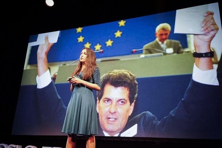 #OsloFF (Oslo Freedom Forum): 'El #totalitarismo no se ha roto en #Cuba', dice Rosa María Payá A.