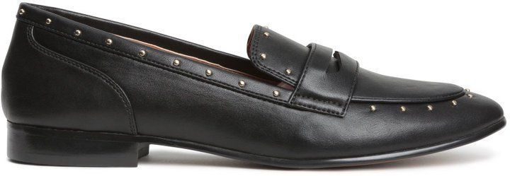 Pin for Later: Your Ultimate Guide to Fall's Biggest Shoe Trends  H&M Loafers With Studs ($35)