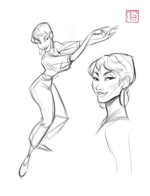 Character Design Guide : Best ideas about female character design on pinterest