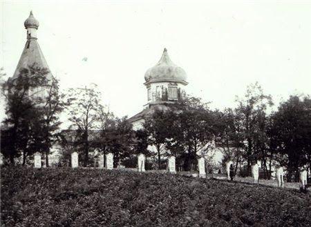 Деревянные кресты ручной работы - Изготовление и установка крестов в Москве: Ольгина гора