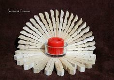 clothespin crafts pinterest - Google Search