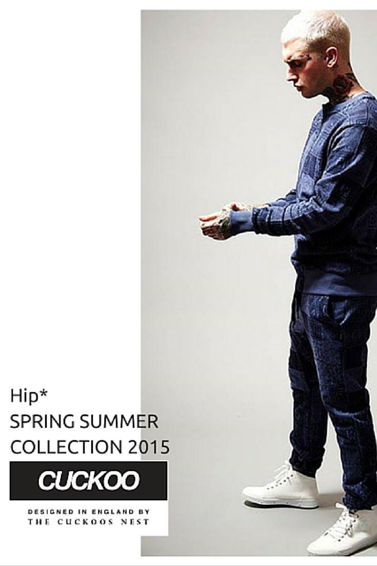 Men's Pants - Yuba Blue  Men's Sweatshirts - Yuba Zip Sweat Blue  #Hip #Hipyourtshirts #Hipyourstyle #Tshirts #Sweatshirts #Thecuckoosnest #Cuckoo #Cuckoos #SS_15 #New #Collection #Spring #Summer #Mens #Fashion #Style #Art