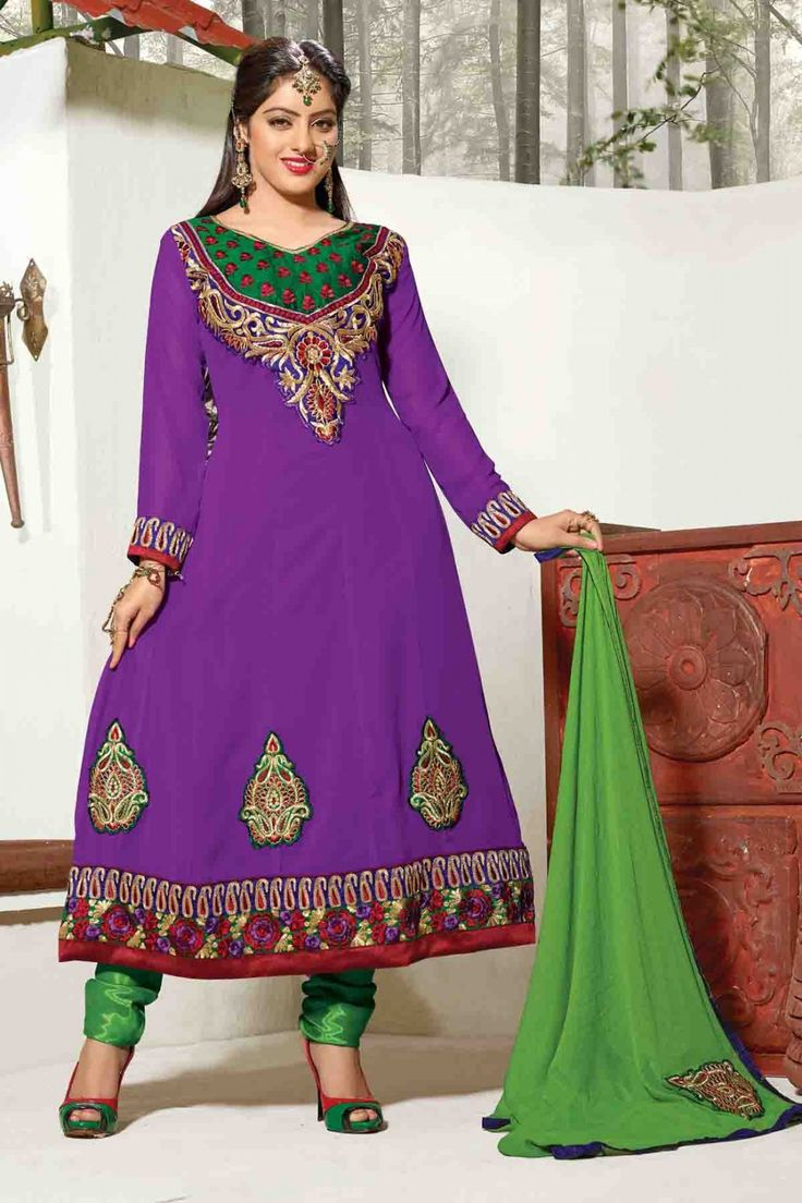 #party #anarkali #suits @ http://zohraa.com/green-faux-georgette-suit-jag392cv9205-e.html #anarkali #suits #celebrity #anarkali #zohraa #onlineshop # womensfashion #womenswear #bollywood #look #diva #party #shopping #online #beautiful #beauty #glam #shoppingonline #styles #stylish #model #fashionista #women #lifestyle #fashion #original #products #saynotoreplicas