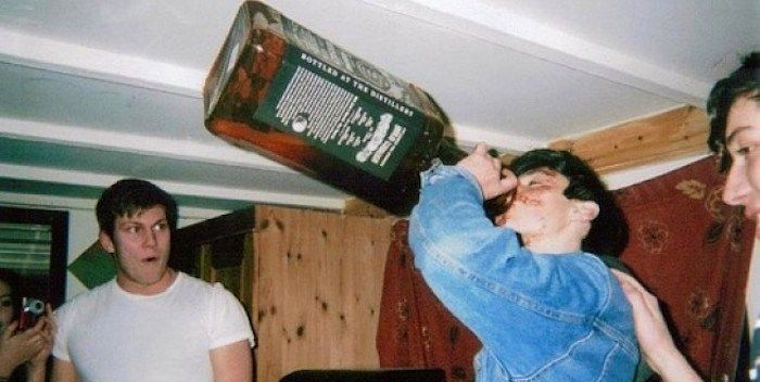 21 Reasons Why I Don't/Can't Drink Like I'm 21 Anymore