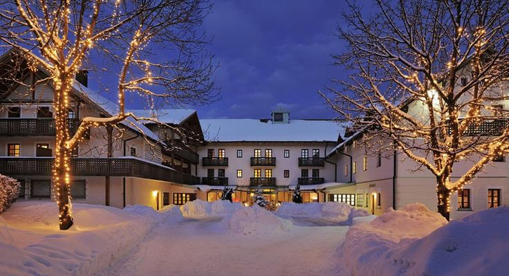 Bayerischer Wald | Berghotel Maibrunn | Bayern | St. Englmar | Maibrunn