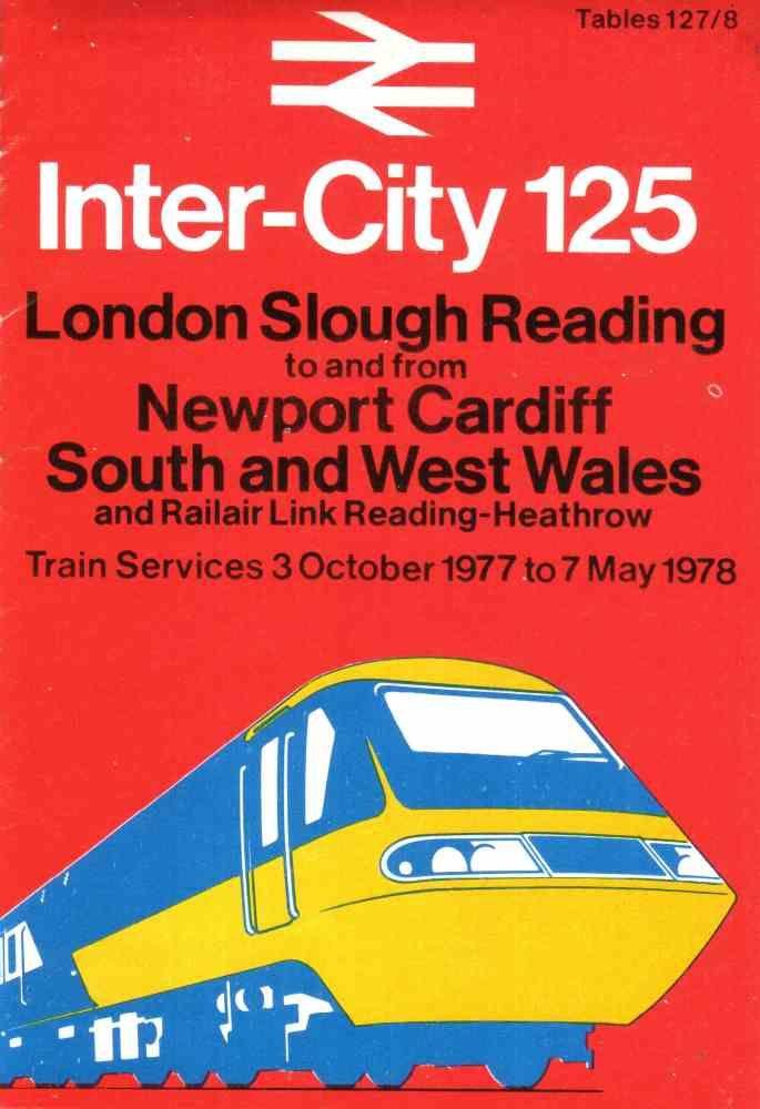 BRITISH TRAIN POSTERS -BR JUL16