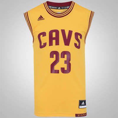 Camiseta Regata adidas NBA Cleveland Cavaliers - Masculina