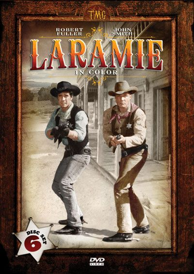 Laramie TV series/ I know it may sound crazy, but I love this western show!!! If you don't like it then you are crazy!!!