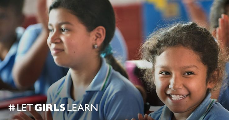 All girls should have the chance at a quality education. Yet, more than 62 million girls around the world are not in school. If we're going to change that, we need your help. Find out how you can help Let Girls Learn.
