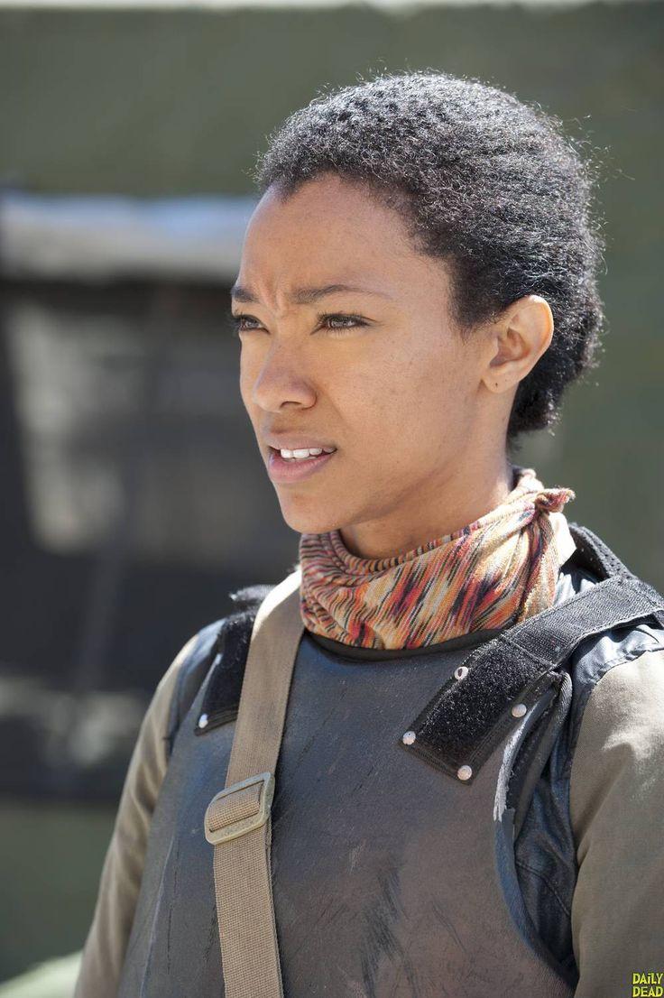 The Walking Dead Season 4 - Sasha