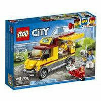 LEGO City Great Vehicles Le camion pizza (60150)