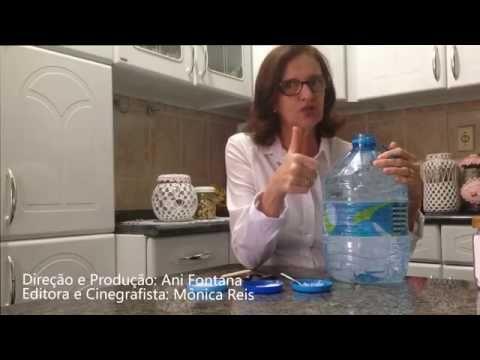 Como Alcalinizar A Sua Água. - YouTube