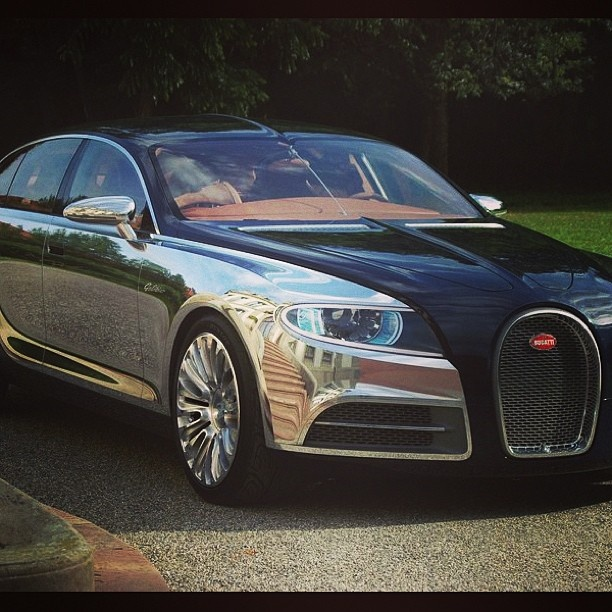 The Bugatti Galibier Will Be No Ordinary Luxury Limousine. It Will Be The  Fastest, Most Powerful Four Door In The World. Find Out More About The  Bugatti ...