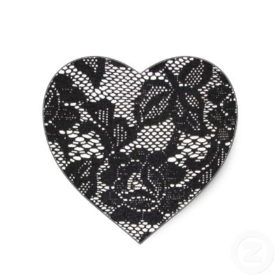 lace heart - Google Search