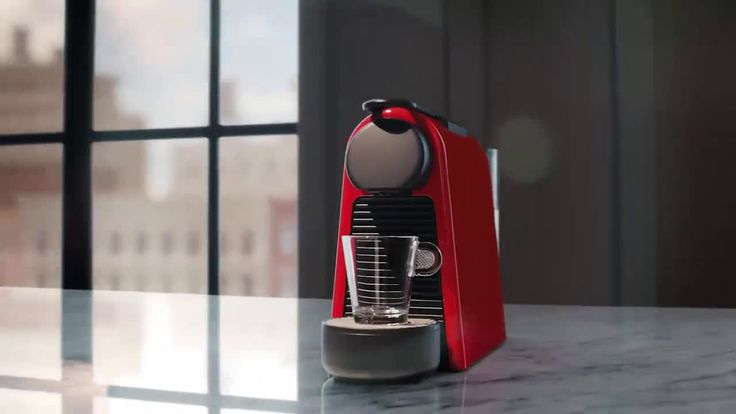 AbanCommercials: Nespresso TV Commercial  • Nespresso advertsiment  • Essenza Mini - Nespresso's smallest machines ever - Kiss • Nespresso Essenza Mini - Nespresso's smallest machines ever - Kiss TV commercial • Small machine for big coffee moments.A couple play a trick and perspective game using the new Essenza Mini machine and Nespresso capsules.With Essenza Mini, Nespresso has delivered its most compact machine yet – without any compromise on taste. Offering 2 programmable cup sizes…