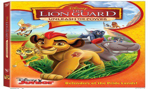 The Lion Guard Unleash the Power is a DVD that fans of the Lion King movies need…