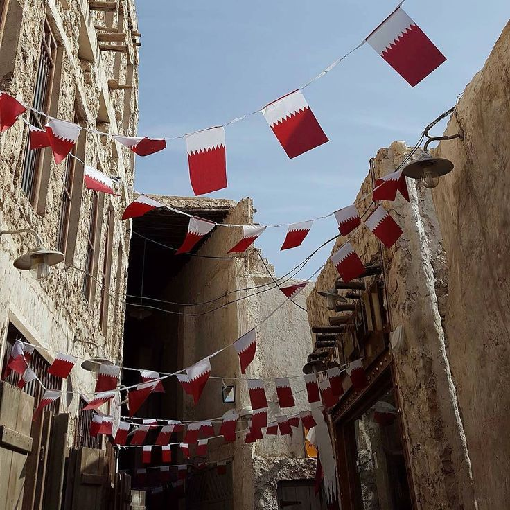 #Qatar National Day 2016 Decorations Souq Waqif #Doha @cherimacleod Like  Comment  Tag  TAG YOUR #QND16 Photos  #Qatarism