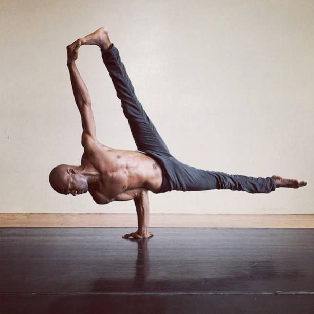 Mens Yoga.
