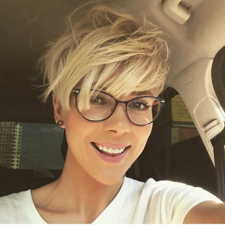 10 stilvolle Pixie Haircuts, Undercut Frisuren – Frauen kurze Haare für den Sommer