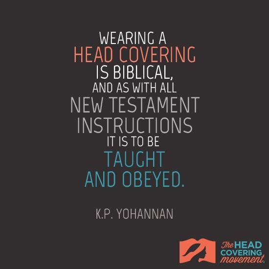 K.P. Yohannan Quote Image #2 | The Head Covering Movement