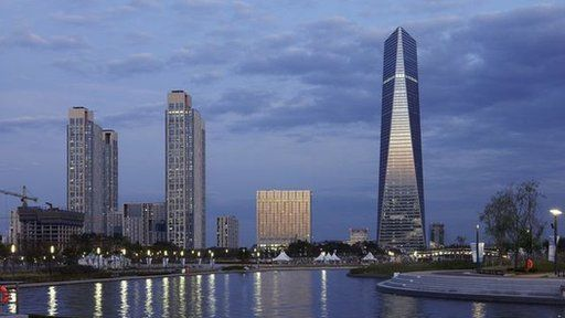 BBC   Tomorrow's cities: Just how smart is Songdo?