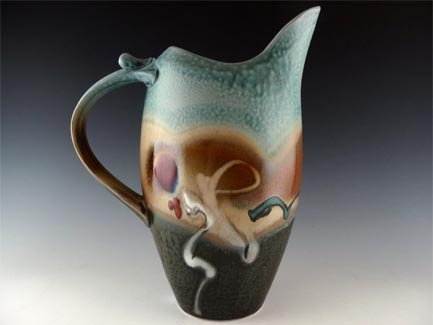 562 Best Pottery Ceramic Pitchers Images On Pinterest