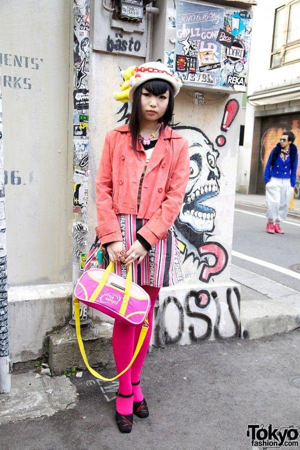 #Tokyo #street #fashion