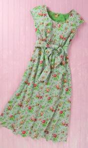 Beautiful dress from April Cornell.