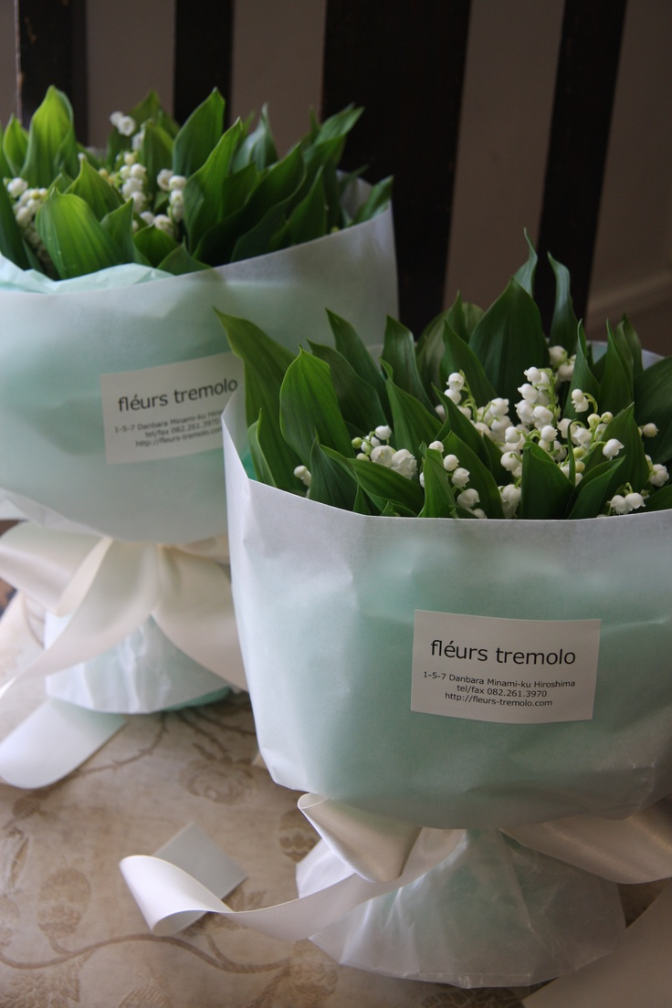Bouquet de muguet ❤❦♪♫