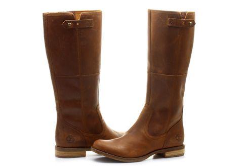 Timberland Kozačky - Savin Hill Tall Boot - 8549A-BRN